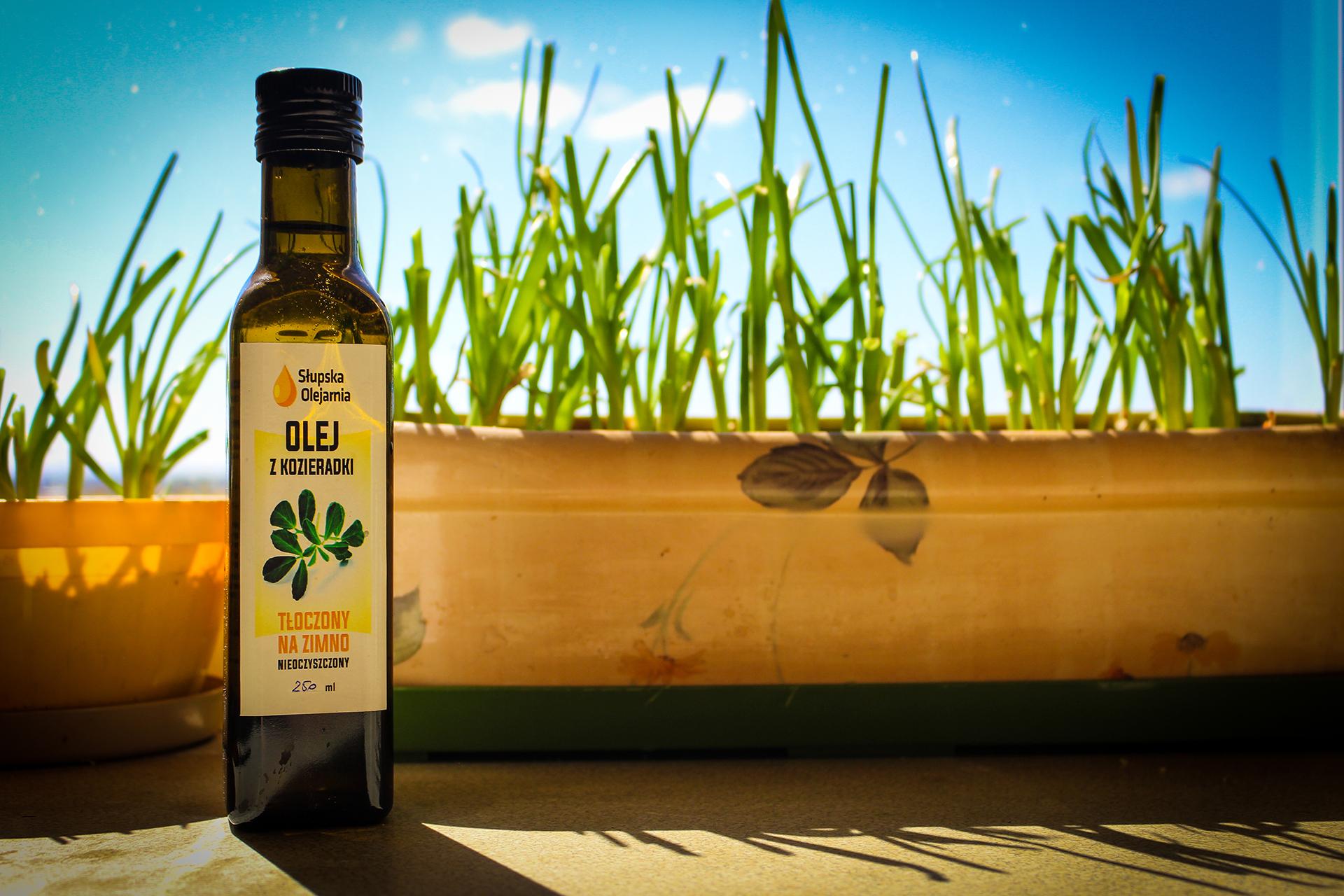 Olej z kozieradki a 250 ml