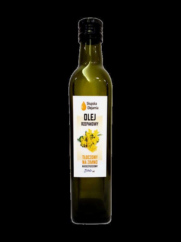 Olej rzepakowy a 500 ml