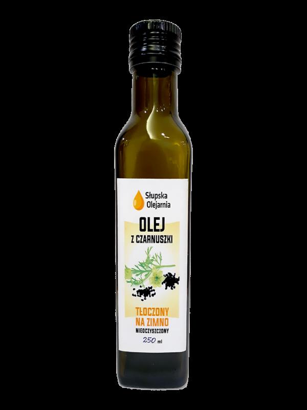 Olej z czarnuszki a 250 ml